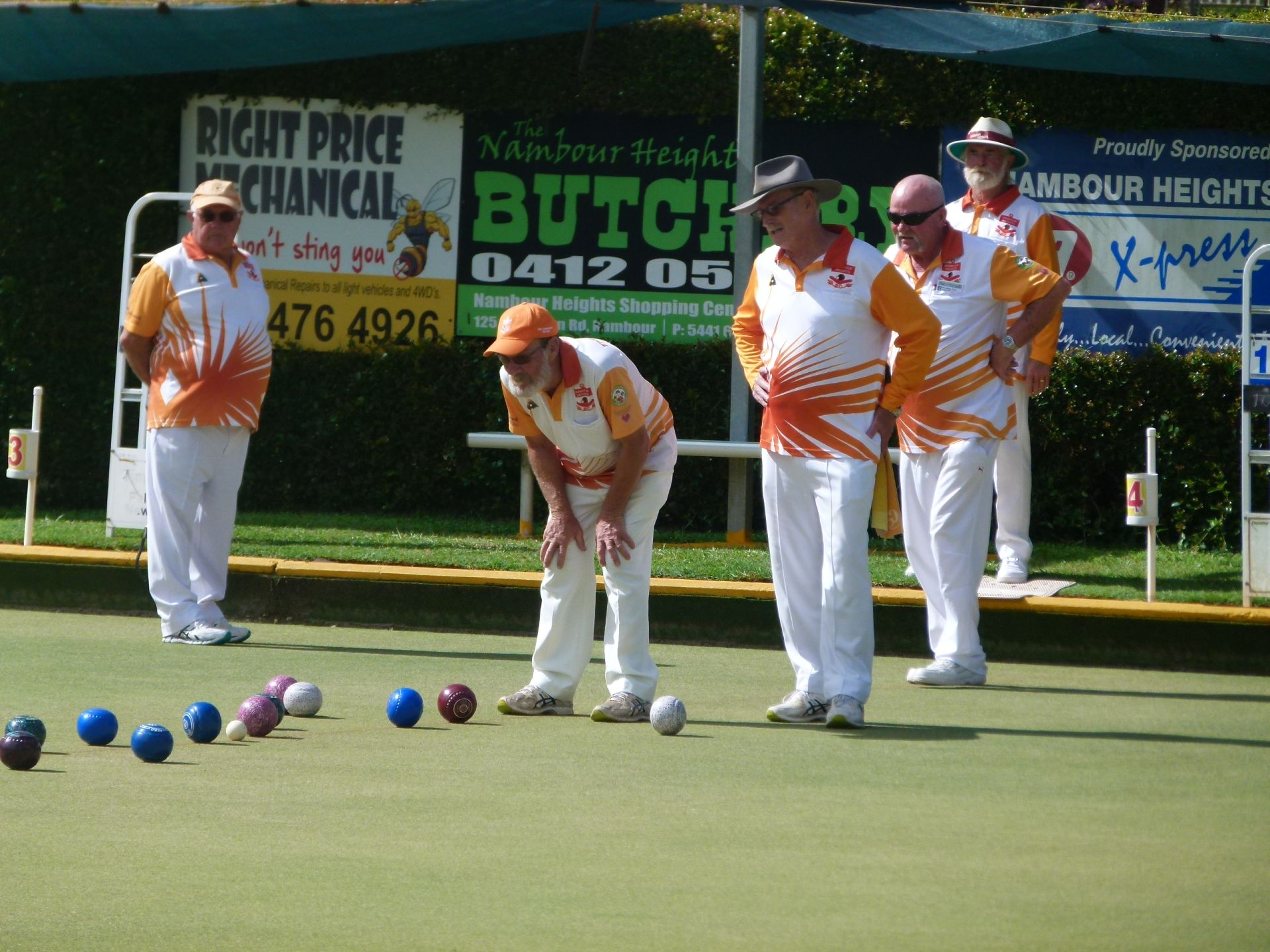 Competition Bowls