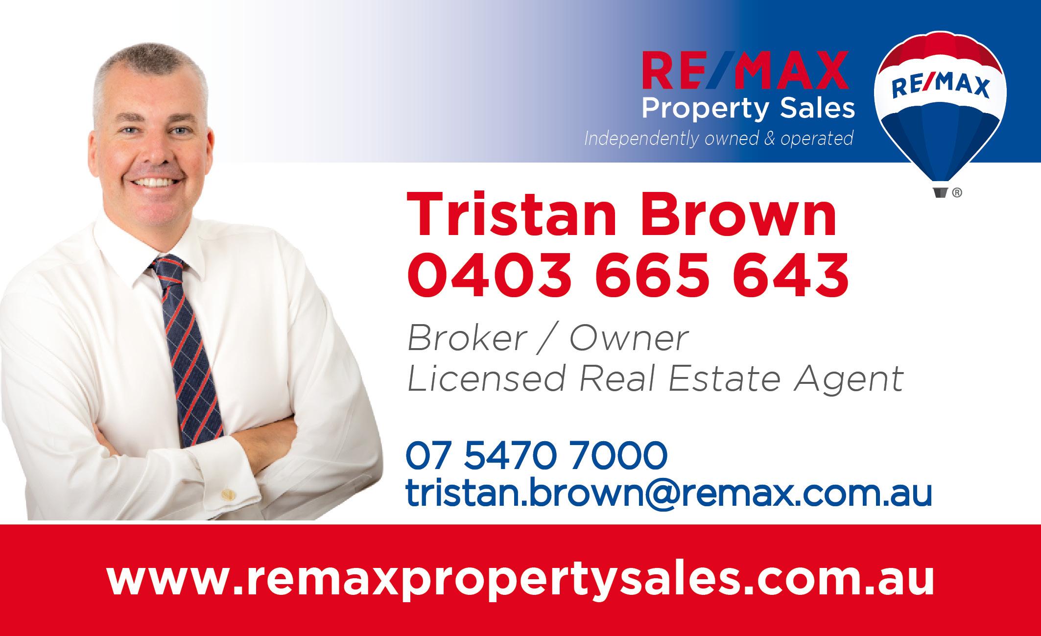 Tristan Brown REMAX